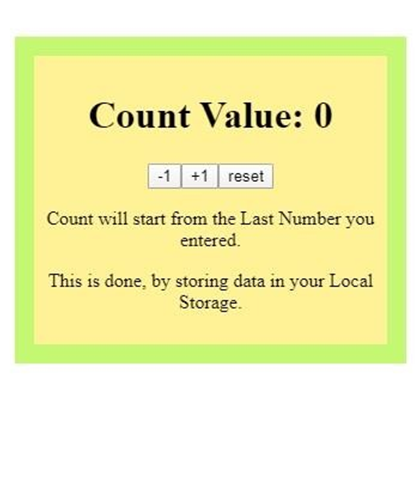 React Native Local Storage-1.3