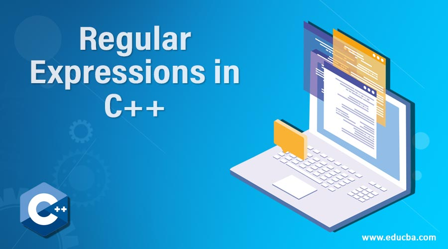 Regular Expressions in C++