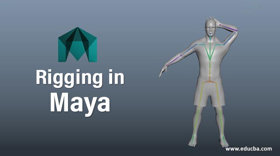 Rigging-in-Maya