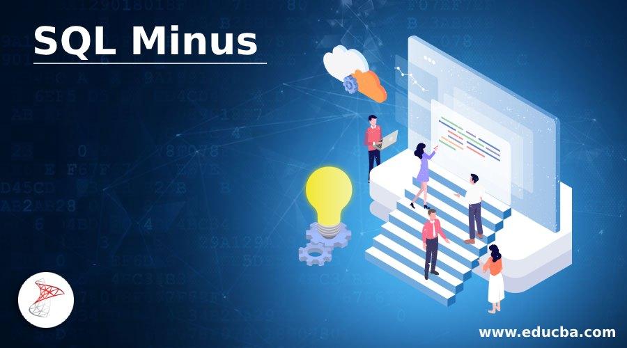 SQL Minus