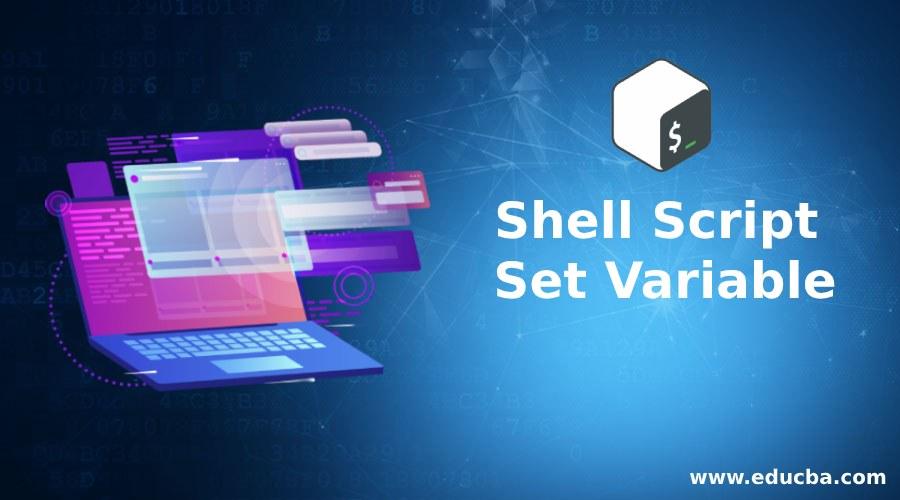 Shell Script Set Variable