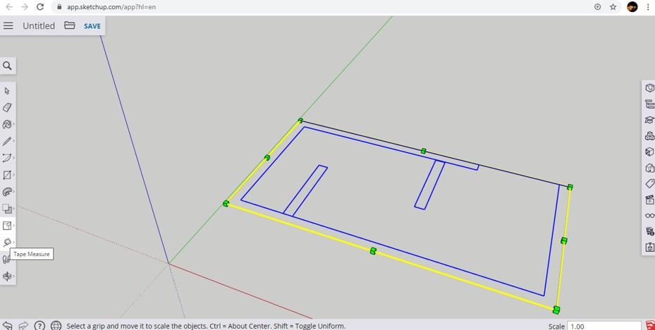 SketchUp AutoCAD - 10