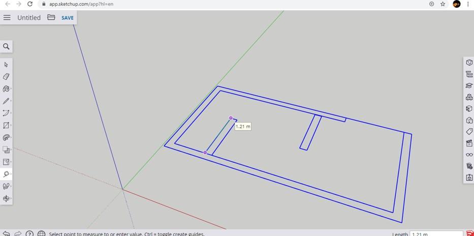 SketchUp AutoCAD - 11
