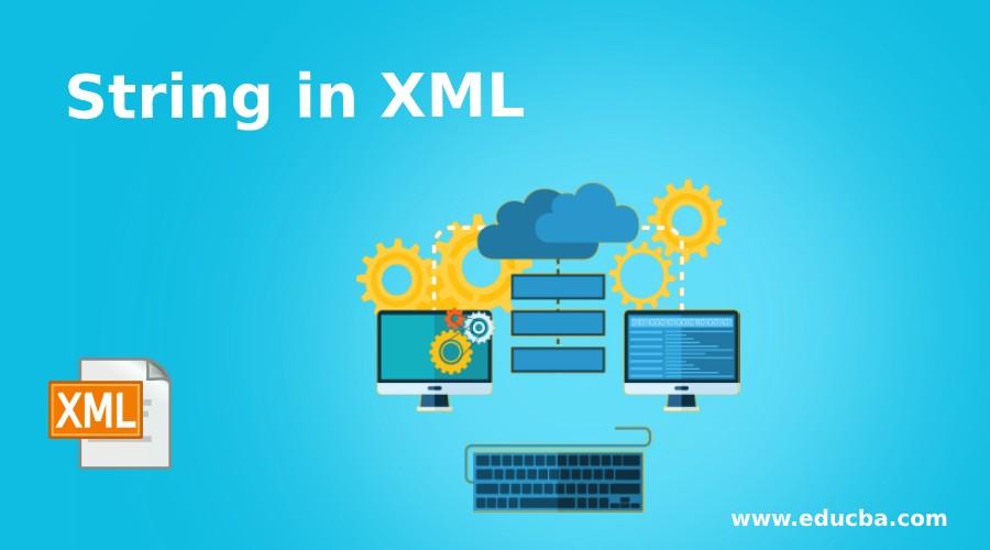 String in XML