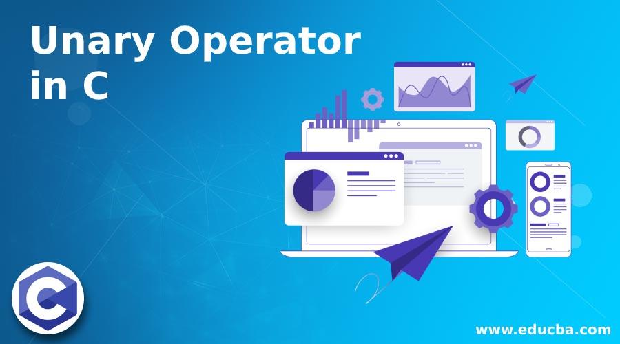 Unary Operator in C