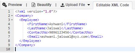 VBA XML Code