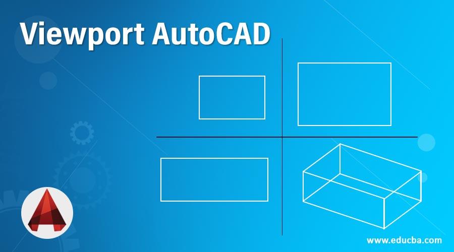 Viewport AutoCAD