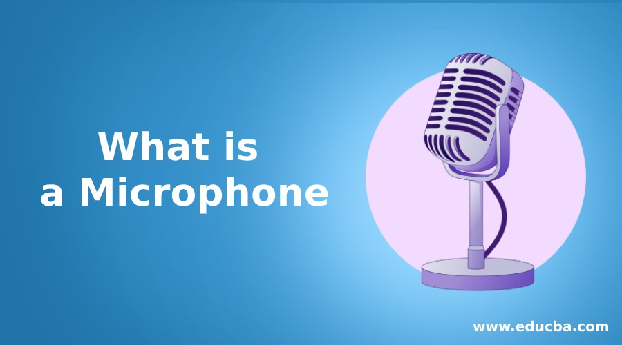What is a Microphone