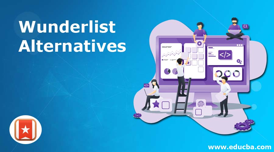 Wunderlist Alternatives