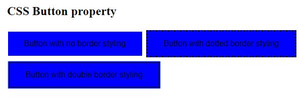 css button border output 3