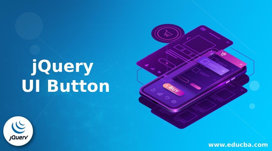 jQuery UI Button