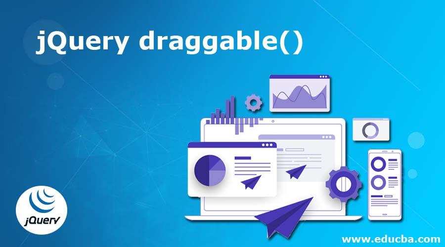 jQuery draggable()
