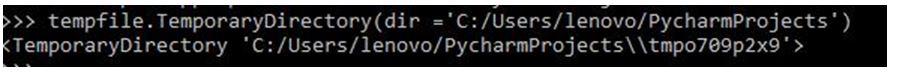 python directories 6