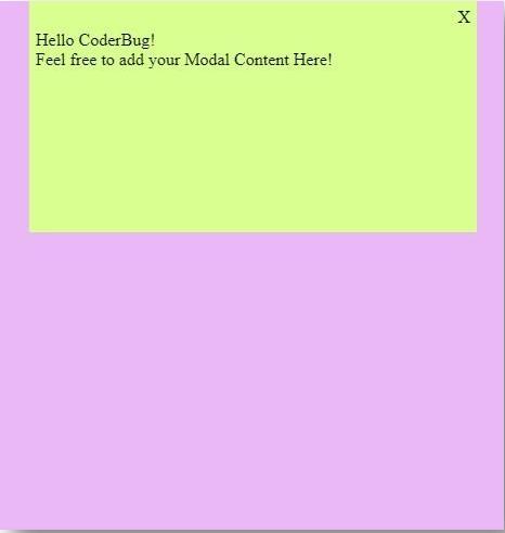 react native modal output 2