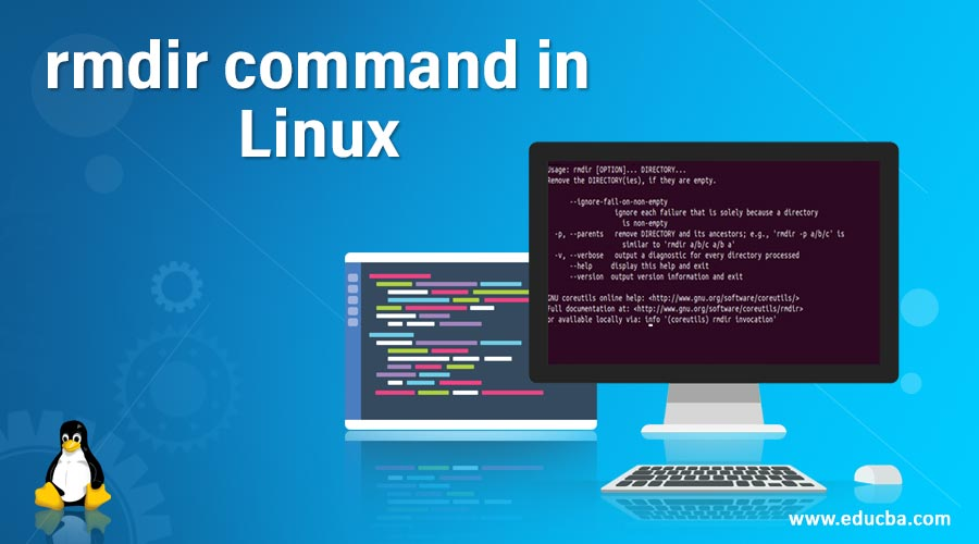 rmdir-command-in-Linux