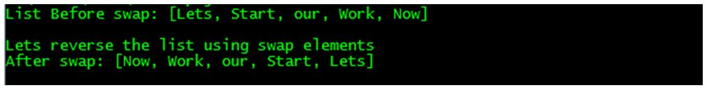 swap() in Java 7