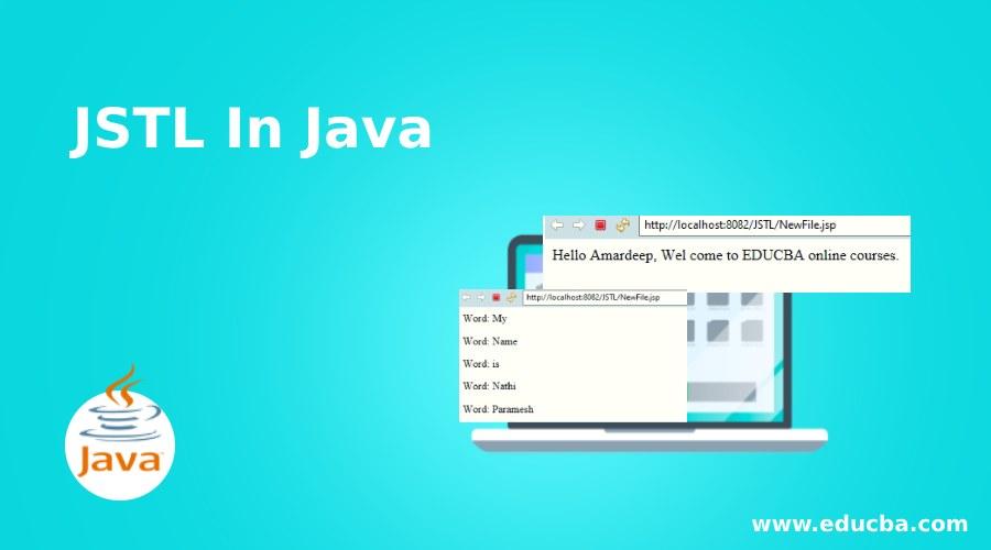 JSTL In Java
