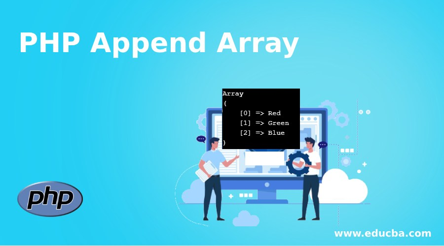 PHP Append Array