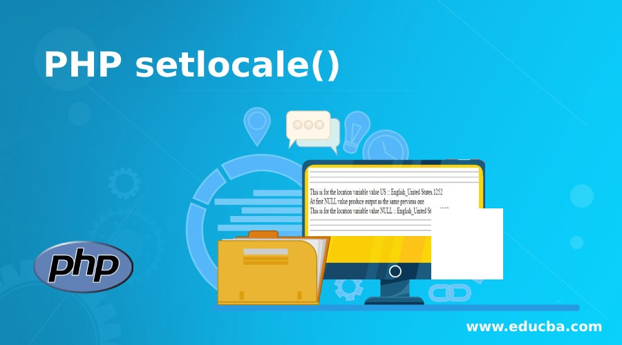 PHP setlocale()