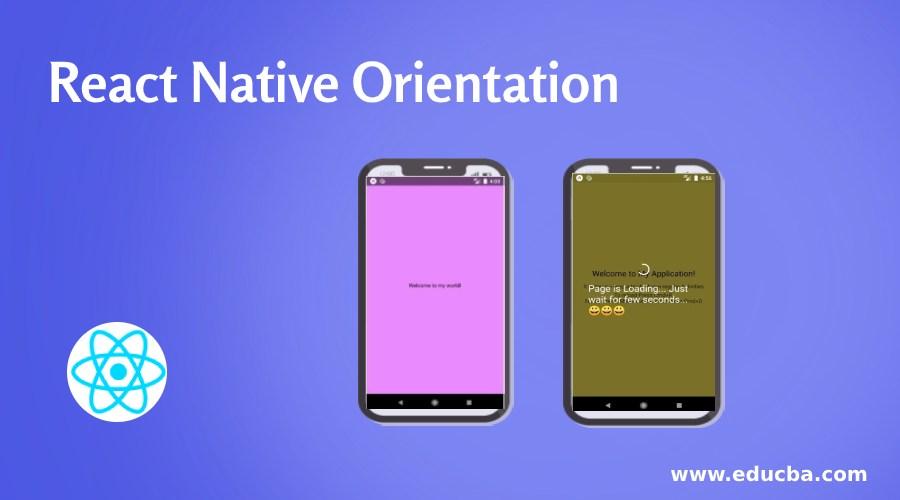 React Native Orientation