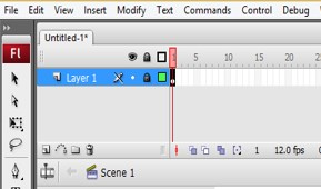 Animation in Adobe Flash - 13