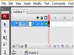 Animation in Adobe Flash - 15