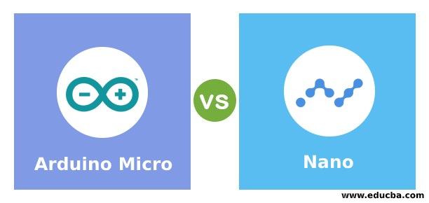 Arduino Micro vs Nano