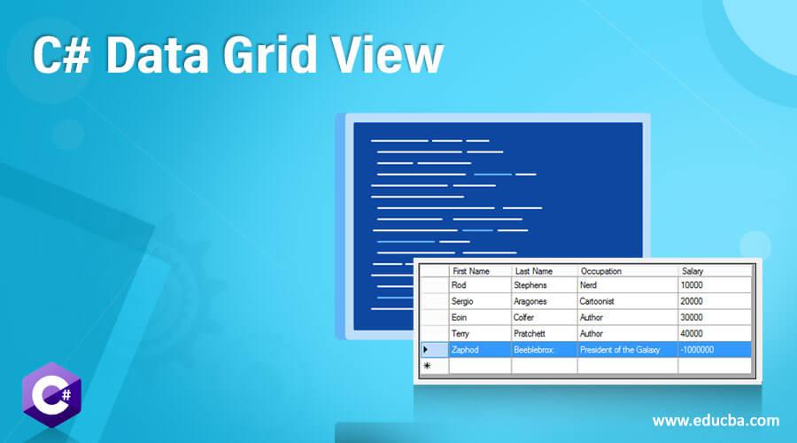 C# Data Grid View