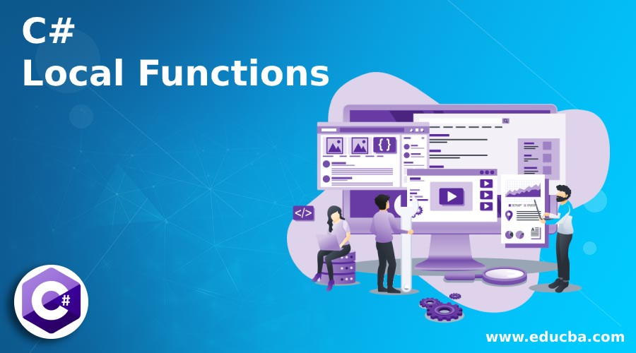 C# Local Functions