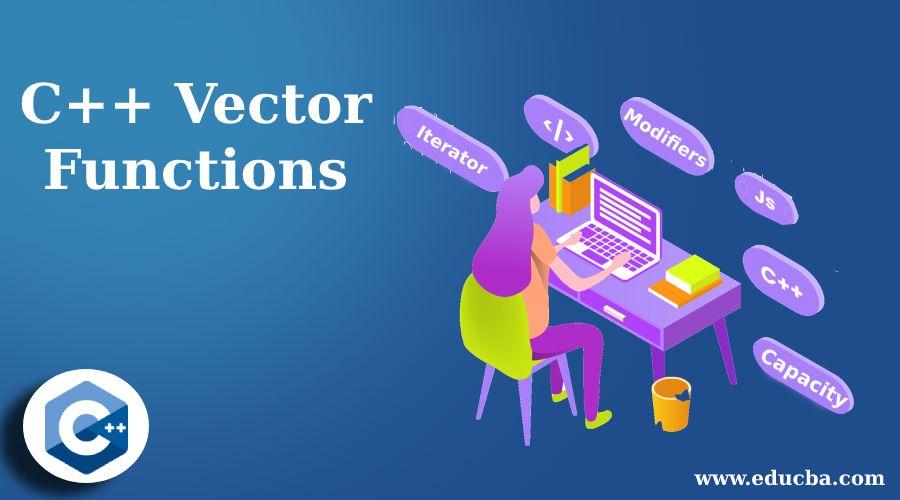 C++ Vector Functions