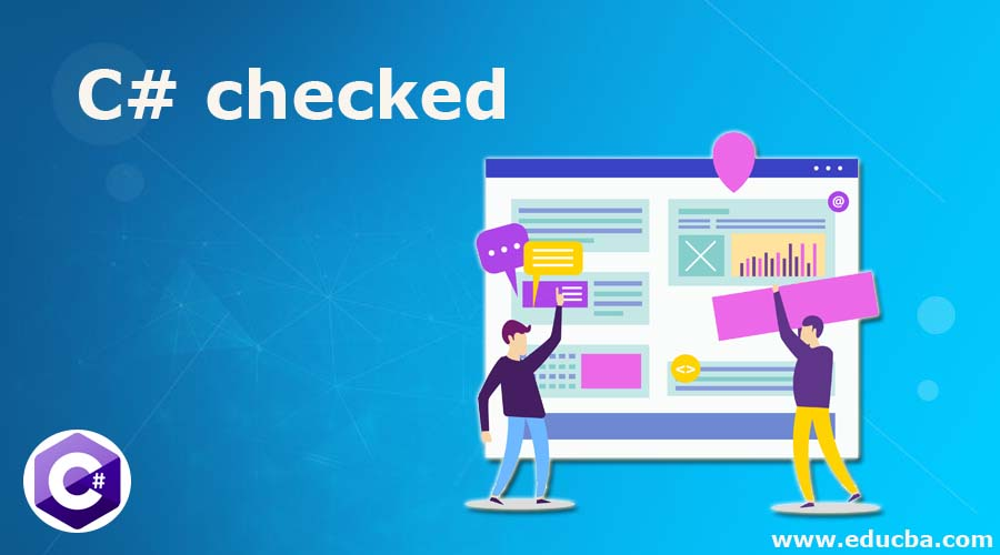 C# checked