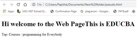 CSS Pseudo Elements Example 2