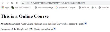 CSS Pseudo Elements Example 4