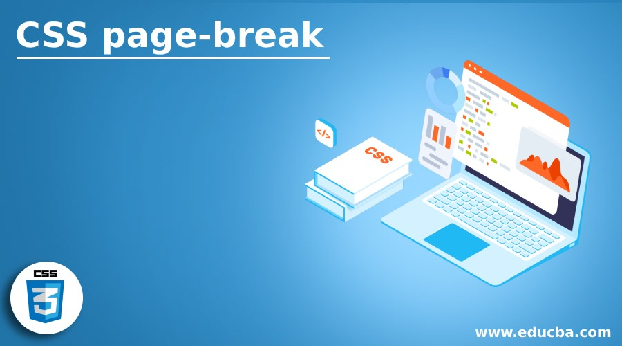 CSS page-break