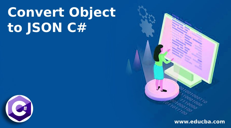 Convert Object to JSON C#