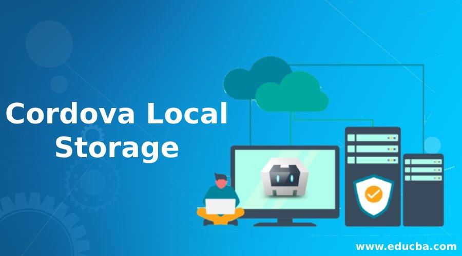 Cordova Local Storage