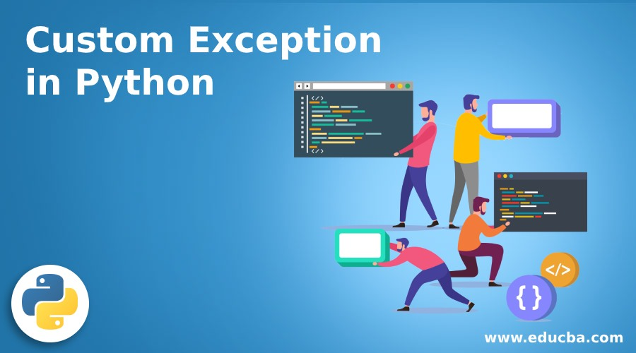Custom Exception in Python