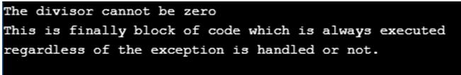 Finally in Python-1.1