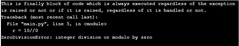 Finally in Python-1.3