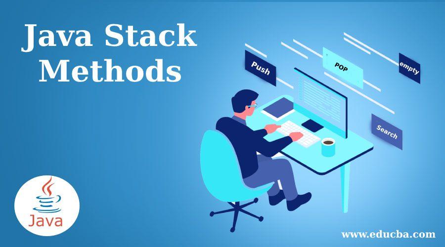 Java Stack Methods