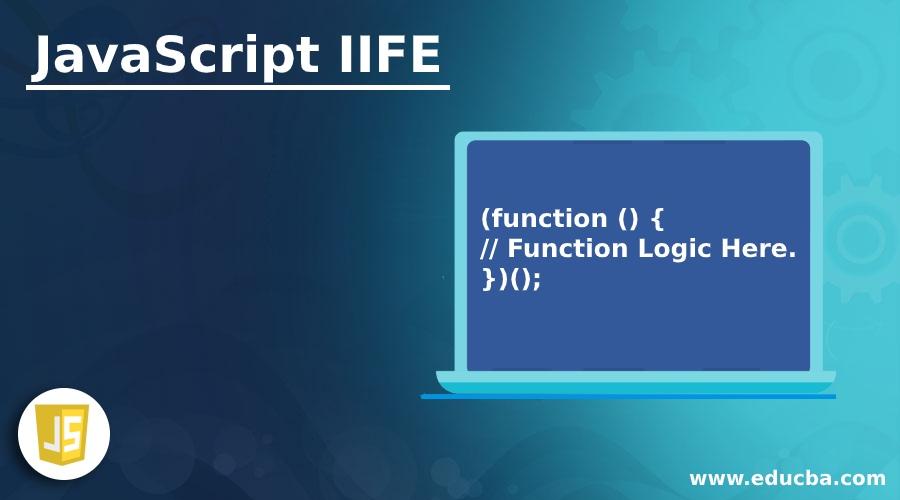 JavaScript IIFE
