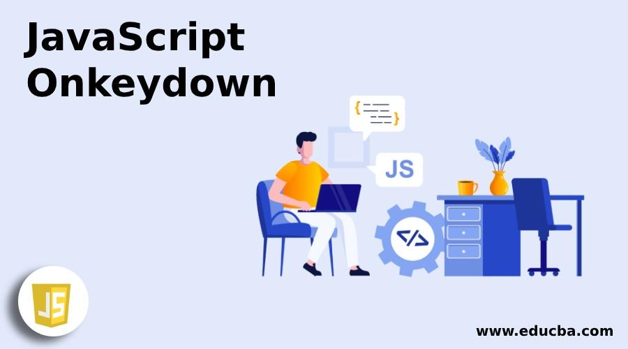 JavaScript Onkeydown
