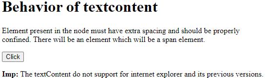 JavaScript innerText - 5