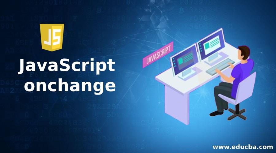 JavaScript onchange