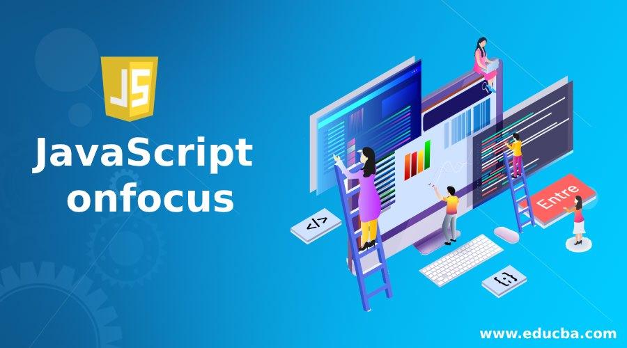 JavaScript onfocus