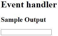 JavaScript onkeydown8