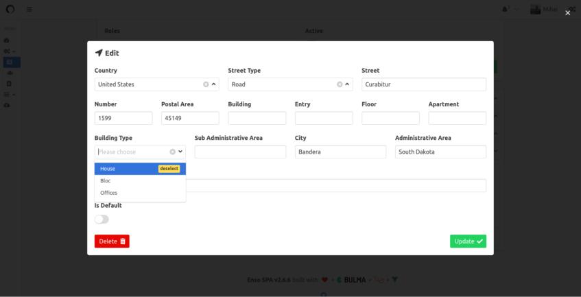 Laravel Form Builder-1.1
