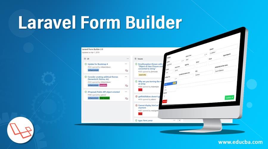 Laravel Form Builder