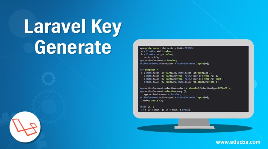 Laravel Key Generate