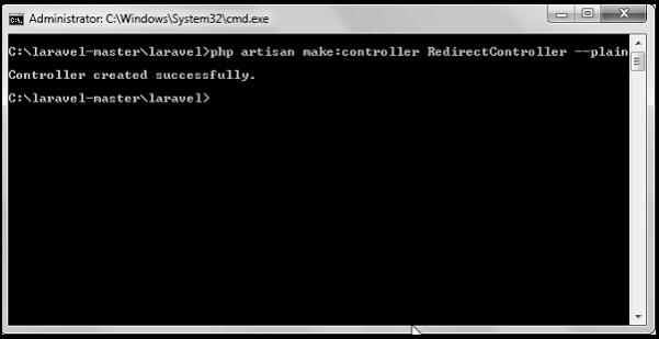 Laravel Redirect to URL Example 2